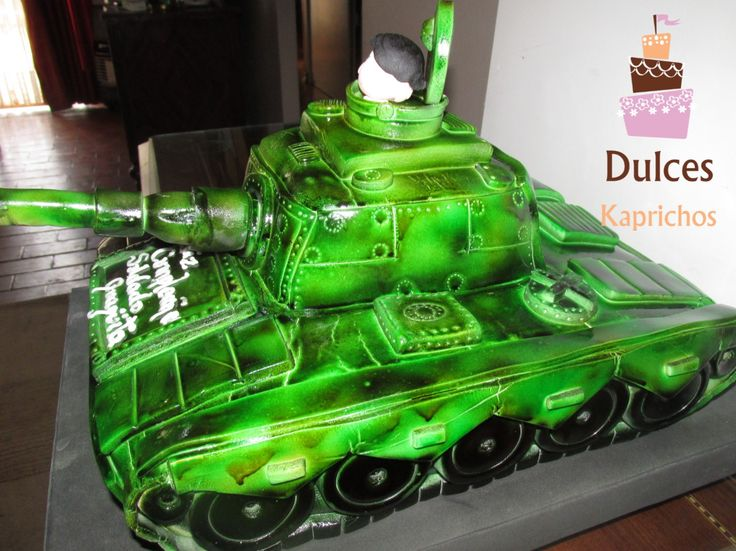 "Torta Artística ""esculpida"" para Militar en #dulceskakprichos #tortamilitar #tortasartisticas #tortasdecoradas"