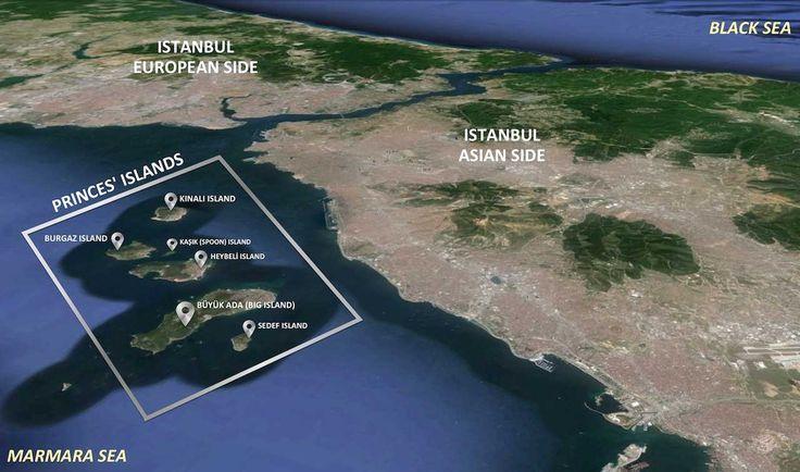 Princes' Islands - Tour Maker Turkey
