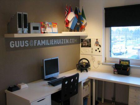 #Studeerkamer voor de tiener | #Study #room for a teenager
