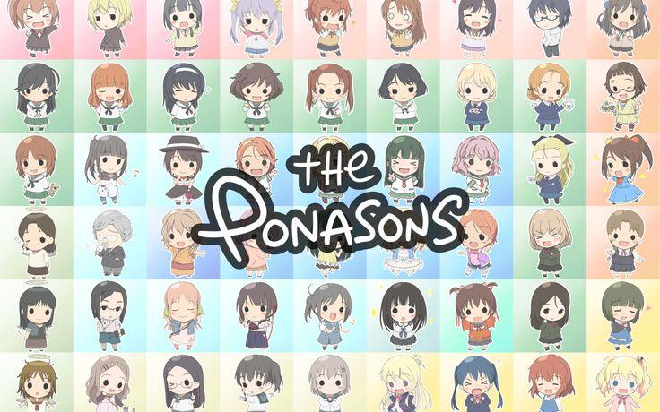 The Ponasons