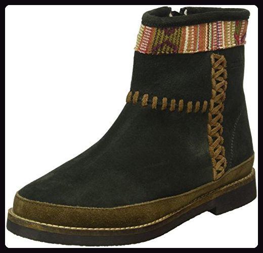 Coolway Damen Babete Mokassin Stiefel, Grau (Gry), 37 EU - Stiefel für frauen (*Partner-Link)