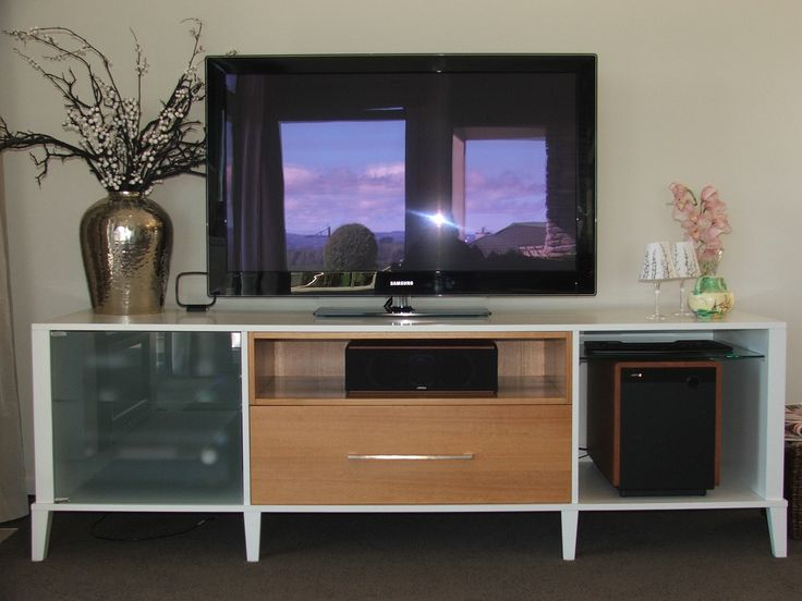 Custom design TV unit
