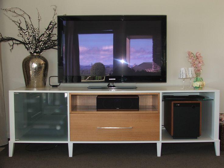 Custom design TV unit