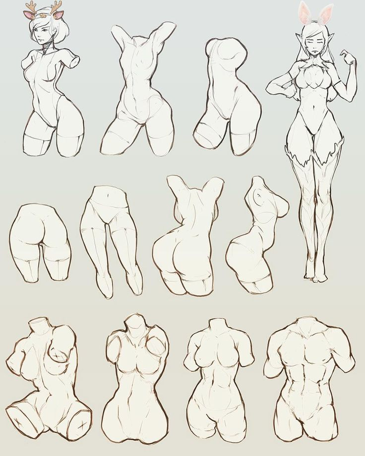 #study #art #draw #female #body #sketch #reference #wip #girl #line #lineart #kittew #cg #artist #painting #computer