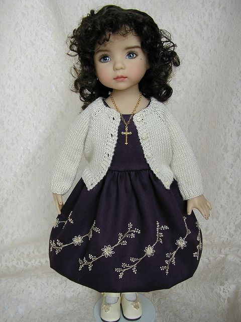 "Emily, a 13"" Dianna Effner Little Darling:"