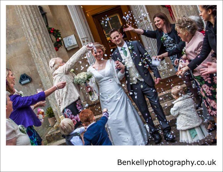 Bride & Groom - Turnball wedding