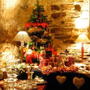 Marché de Noel en Anjou (49) : Angers, Doué la Fontaine - Maine et Loire #Noël #Christmas