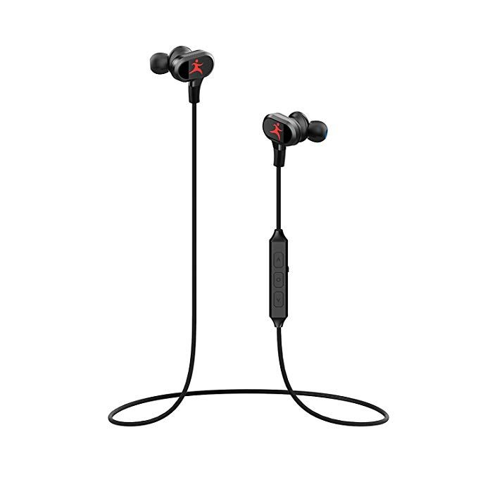 Amazon Com Bluetooth Headphones Wireless Earbuds Sport In Ear Sweatproof Earphones With Mic Blue Wireless Sport Earbuds Bluetooth Headphones Wireless Earbuds