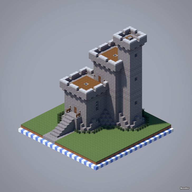 Best 25 minecraft small castle ideas on pinterest for Minecraft blueprint maker
