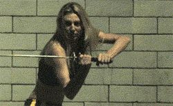 "Martial arts gifs and badassery! skylinesworld: "" desolatedwonderland: "" I don't even know how to describe the level of bad ass this is. """