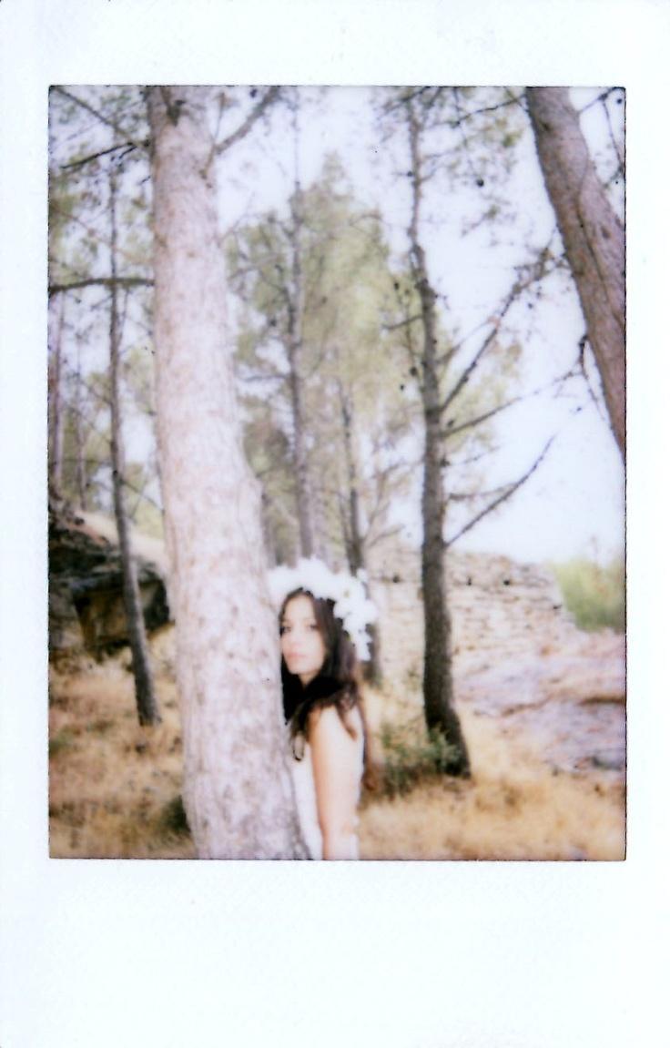 Paula Elena y los árboles III.