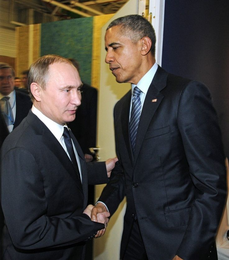 Not all world leaders get along.
