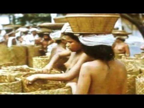 Traditional Bali Before Mass Tourism - Bali Kuno, Indonesia - YouTube