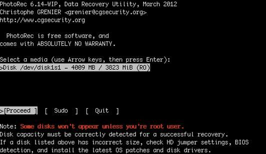 How to Recover Photos from Erased or Damaged Memory Cards and Hard Drives (For Free) « Null Byte