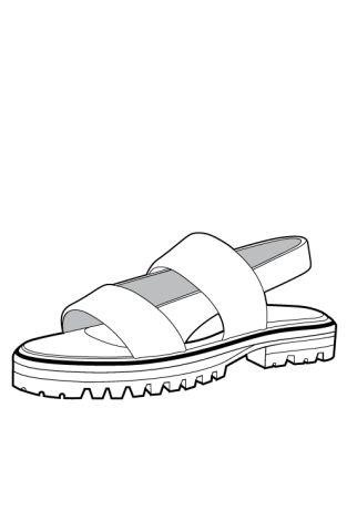 Footwear Tech Sketch