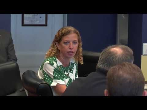 Debbie Wasserman Schultz likely involved in massive cover-up as she is caught trying to interfere in a criminal investigation, threatening police chief
