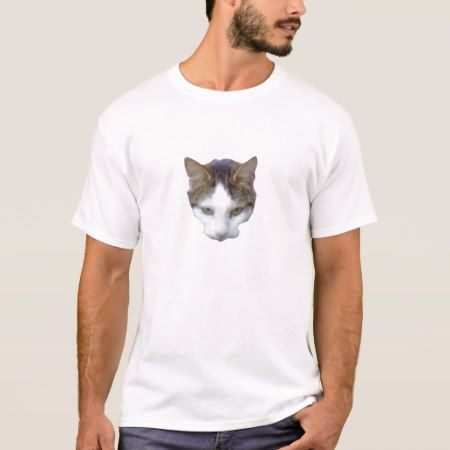 Cat head T-Shirt - click to get yours right now!