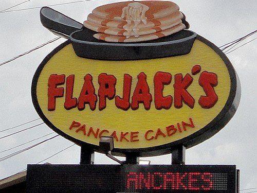 Flapjack's Pancake Cabin (Sevierville, TN)