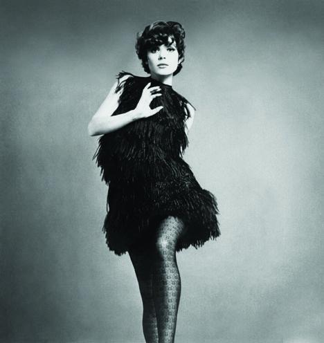"""""""Elsa Martinelli, Vogue mars 1967"""", photographie de Willy Rizzo. Tirage argentique signé et numéroté."""