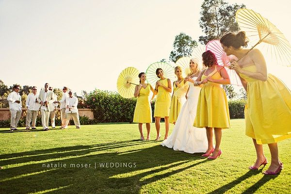 Making the Most of a Green Summer Wedding | Green Bride Guide