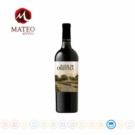 En Alacena de la Vega puede comprar online Vino Altos de Orihuela al mejor. Altos de Orihuela esta producido con variedades Monsatrel y, Syrah. Envío 24-72h