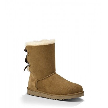 UGG Bailey Bow Chestnut 1002954 Womens Boots