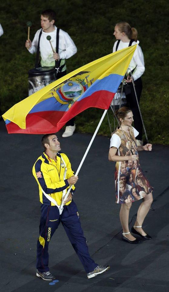 ECUADOR!! Presenteeee!! Suerte muchach@s!!