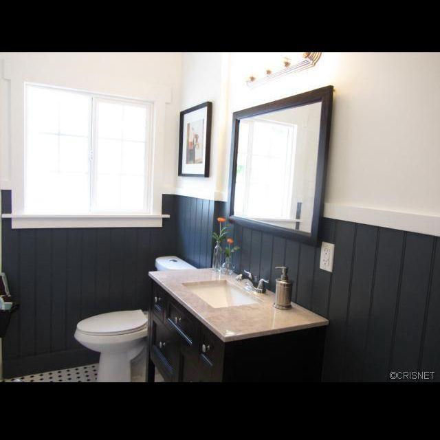Navy Wainscoting Bathroom Ideas Pinterest Kid The O