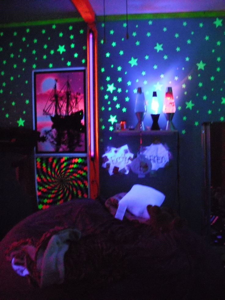 Sensory room! Lava Lamps/bubble fish!!
