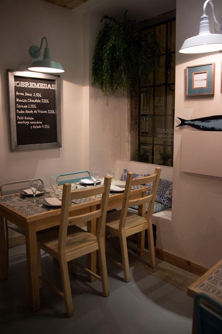 Largo ao Tacho Restaurant in Lisbon