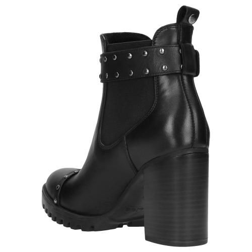 Czarne Botki Damskie 9583 51 Rubber Rain Boots Boots Shoes