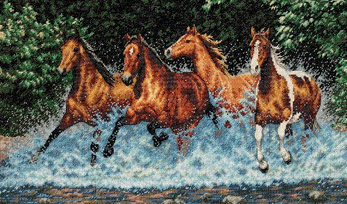 free cross stitch patterns horses - Google Search
