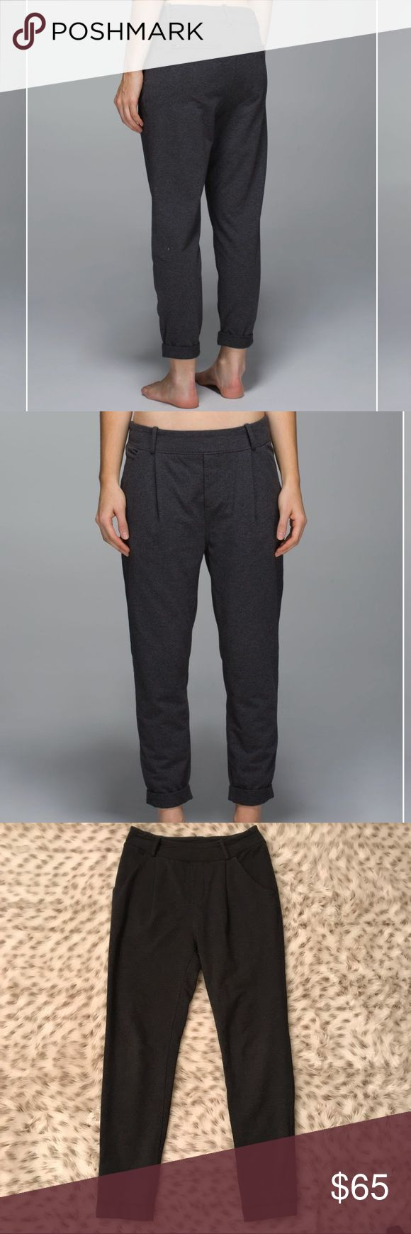 Stress less coloring by the shore - Lululemon Stress Less Pant Dark Gray Soot Lululemon Stress Less Heathered Dark Gray Soot Size
