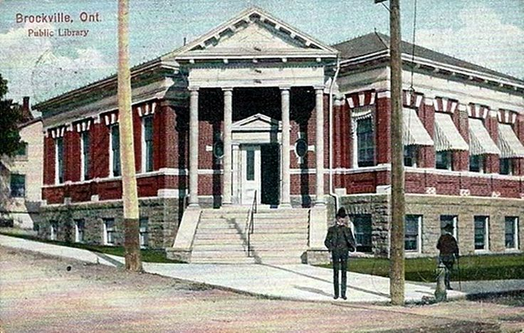 Brockville, Ontario 1910
