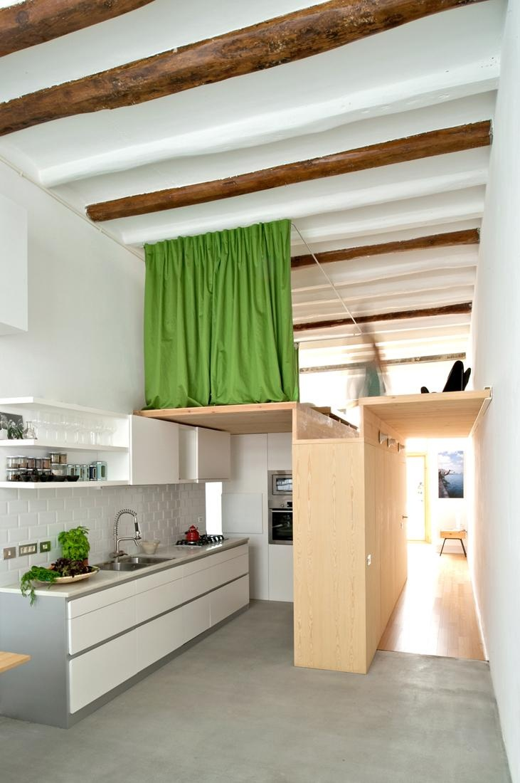 Best Interior Small Space Solutions Images On Pinterest - A small apartment with big dreams