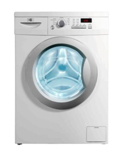 Πλυντήριο Ρούχων HAIER 8 kg. Μέγιστο Βάρος στεγνών ρούχων: 8 kg Στροφές/ λεπτό: 1200 Βάρος (Kg) 72 Διαστάσεις (Y*Π*Β εκ.): 85*60*60 Χρώμα: Λευκό. #HaierGR