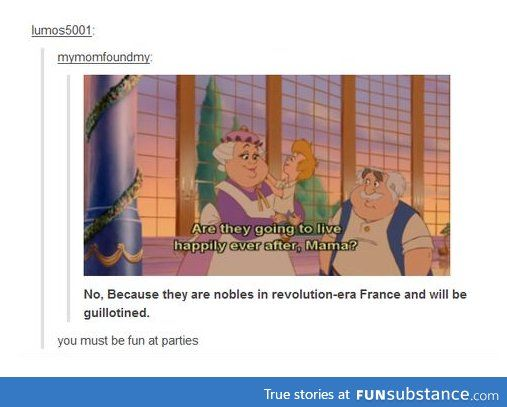 LOL. I laughed so hard at this... that person must have been a history major like me.