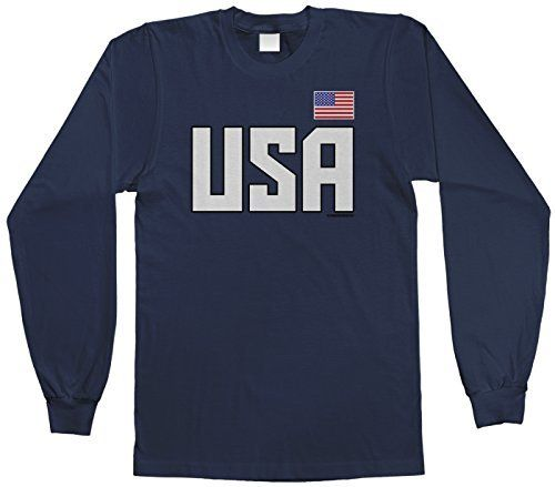 Threadrock Big Boys' USA National Team Youth Long Sleeve T-Shirt  #Boys #Long #National #Sleeve #Team #Threadrock #Tshirt #Youth tshirtpix.com