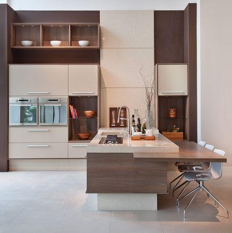 Cozinhas com pé direito alto | Evviva Bertolini