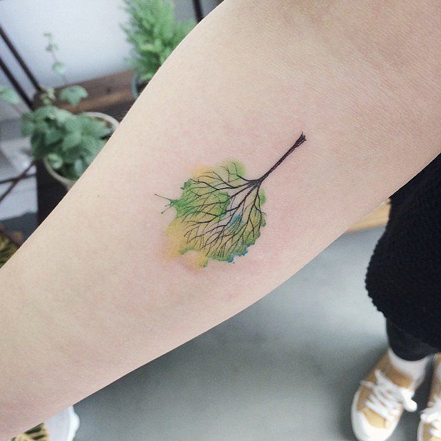 50 of the Most Popular Tattoo Designs For Chic Women: One scroll through the tattoo section of Pinterest, and it's easy to pick out some of the most popular designs.