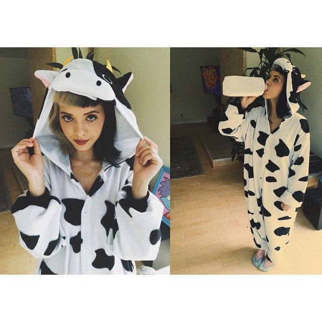 Melanie Martinez  I own the same onsie as her, excuse me while I have a fangirl session