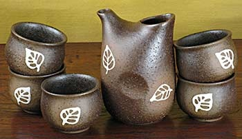 Japanese sake set :D