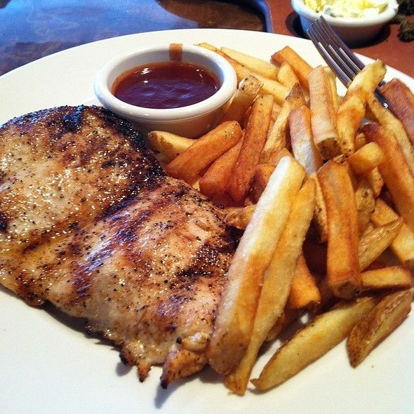 Outback Steakhouse Copycat Recipes: Chicken on the Barbie