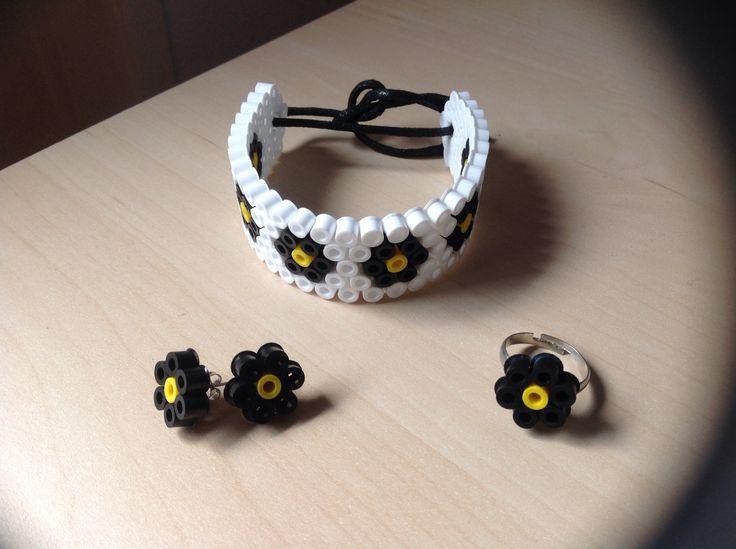 Hamma beads bijoux