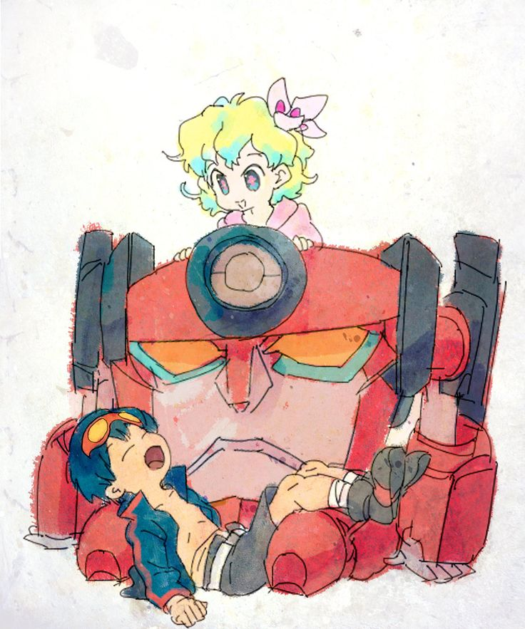 100 best images about Gurren Lagann on Pinterest | Gurren ...