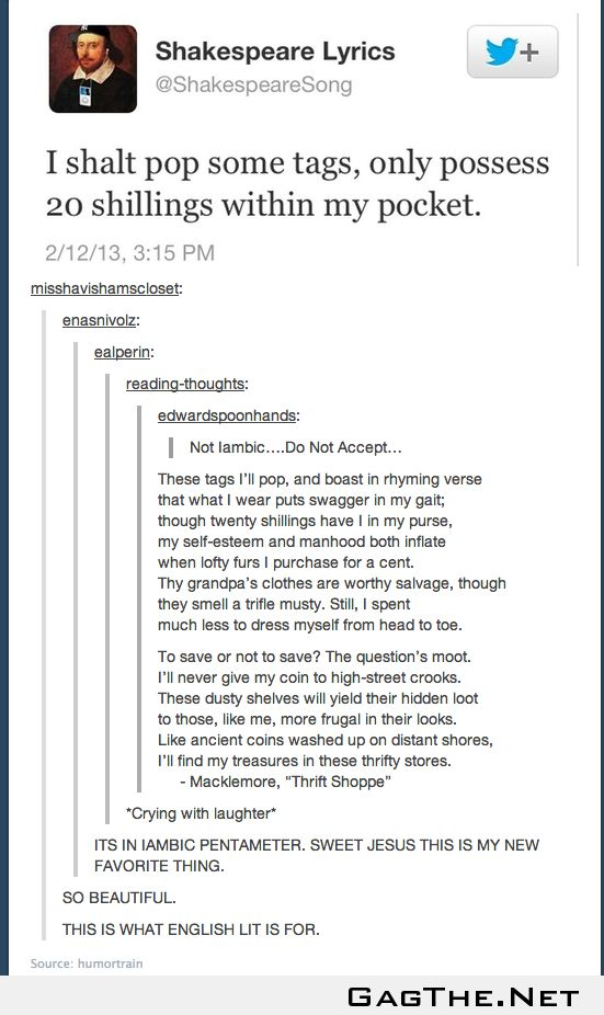 This is by far my favorite Tumblr post ever.