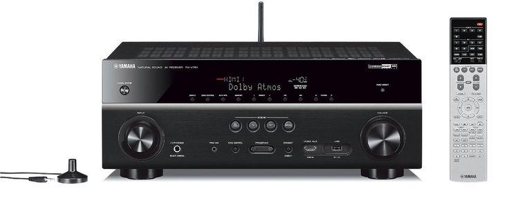Yamaha RX-V781BL Receiver (Black)