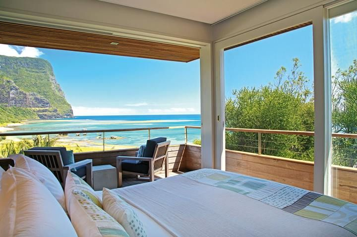 Capella Lodge is located on the World Heritage-Listed Lord Howe Island, a breathtakingly beautiful island that is just 11km long and 2.8km at widest.