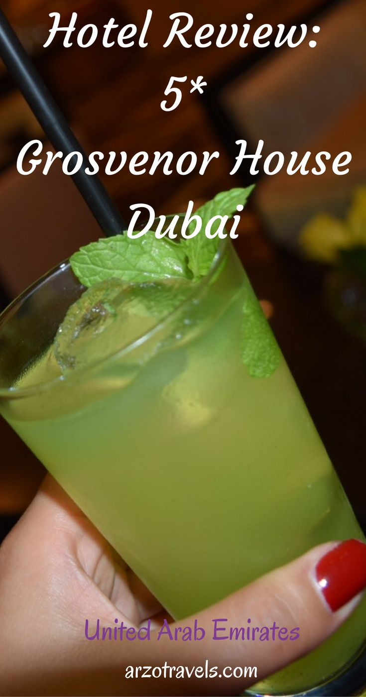 Hotel review of the 5* property Grosvenor House in Dubai. A Starwood luxury hotel which surprises even in a city of superlatives.