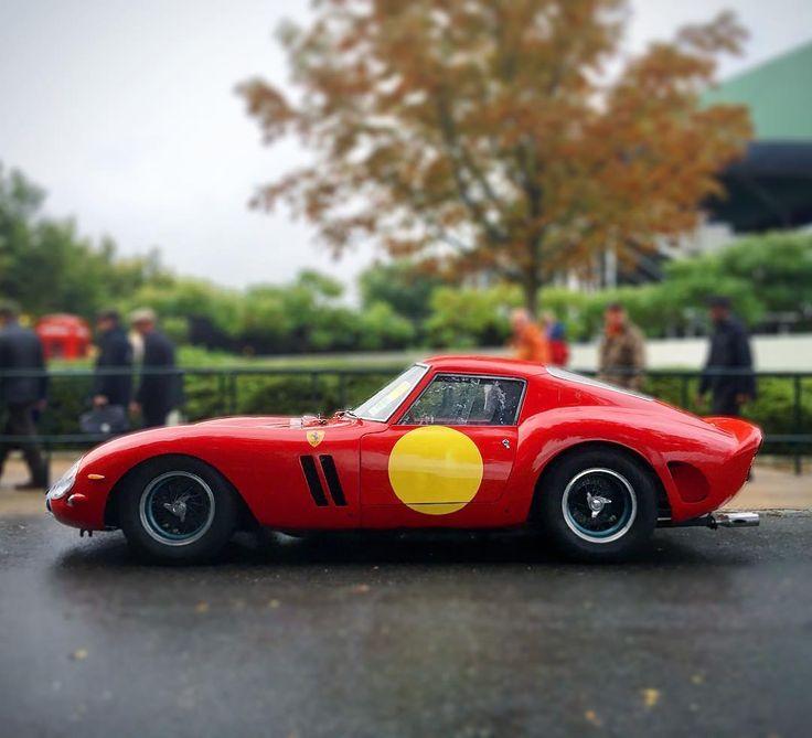 Ferrari 250 GTO at Goodwood Revival 2017